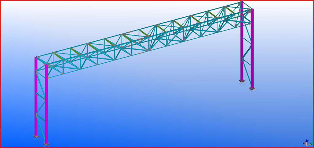 Bridge-Trusses